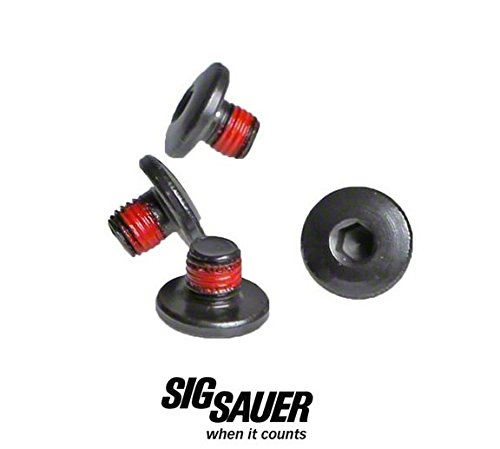 Sig Sauer P238 P938 Hex Grip Screw Set Long For Rosewood or Thicker Grips Blk