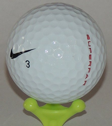 36 Nike Mix Golf Balls Grade A With Free Tee s and Magnetic American Flag Golf Ball Marker Hat Clip
