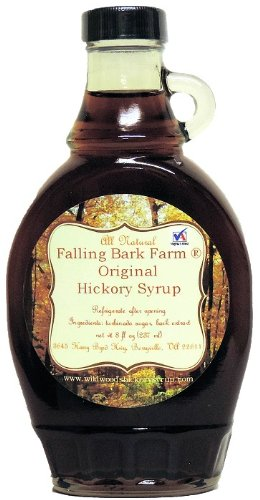 Carrot Cake Glaze - Wildwood's Original Hickory Syrup - 8 oz.