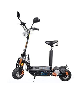 SXT500 EEC Patinete - Scooter Eléctrica con Permiso de Calle ...