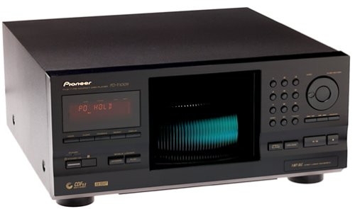 Pioneer PD-F1009 301-Disc CD-File Changer (Discontinued by (Video Jukebox)