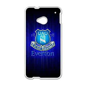Personal Customization everton wallpaper 2014 Hot sale Phone Case for HTC ONE M7