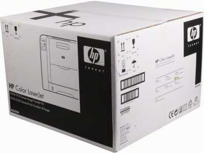 Genuine HP Color LaserJet 3500/3700 Series image fuser kit Q3655A (Hp 3500 Fuser Kit)