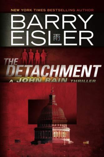 Book The Detachment (A John Rain Novel) Pdf Book ISBN-10