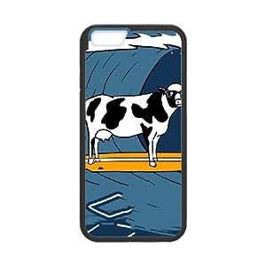 iPhone 6 4.7 Inch Cell Phone Case Black COWABUNGA Hahql