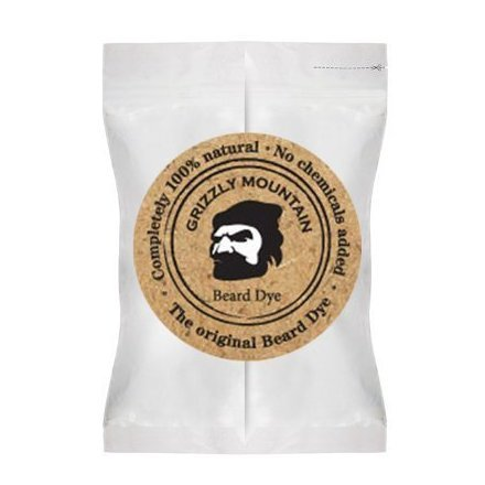 Organic Natural Black Beard black
