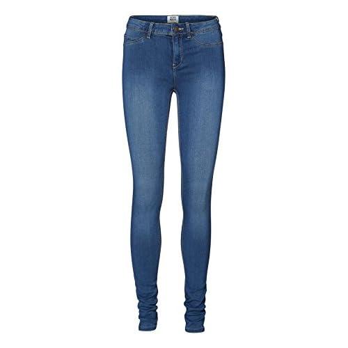 e442ea8631 Vero Moda Vmflex-it Nw Slim Jegging Mdb- Noos - Pantalòn skinny Mujer  durable