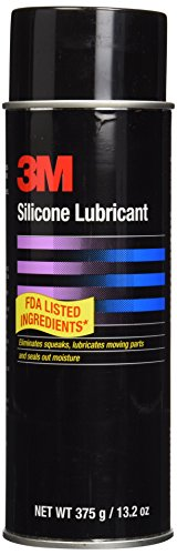 3M Silicone Lubricant, (Net Fill: 13.25 oz.) 24 fl oz (Pack of 1)