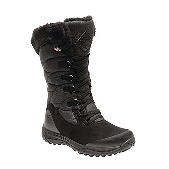 Regatta Lady Newley Insulated Winter Boot Stivali Da Escursionismo Alti Donna