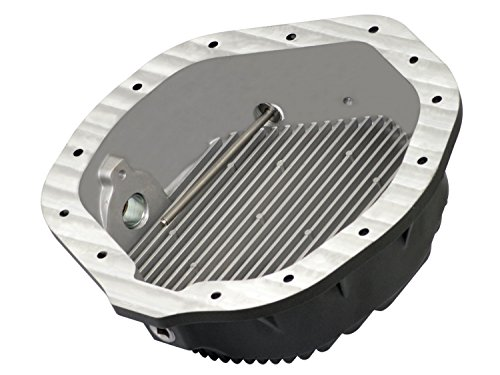 aFe Power 46-70012-WL Pro Series Machined Rear Differential Cover with Gear Oil by aFe Power (Image #9)