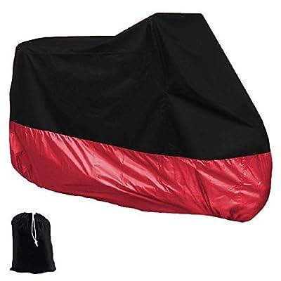 Leegoal(TM) Motorcycle Motorbike Waterproof Dust UV Protective Cover