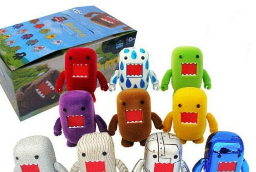 Domo Series 2 Second Generation Sealed Case of 10 Figures Qee/Dark Horse/ - Series Sealed Factory 2 Case