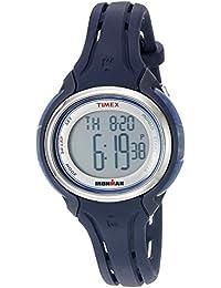 Women's TW5K905009J Ironman Sleek 50 Dark Blue Silicone Strap Watch
