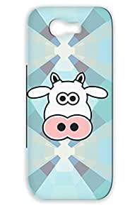 Baby Animals Nature Milk Kids Cute Cow Babies Miscellaneous White For Protective Hard Case