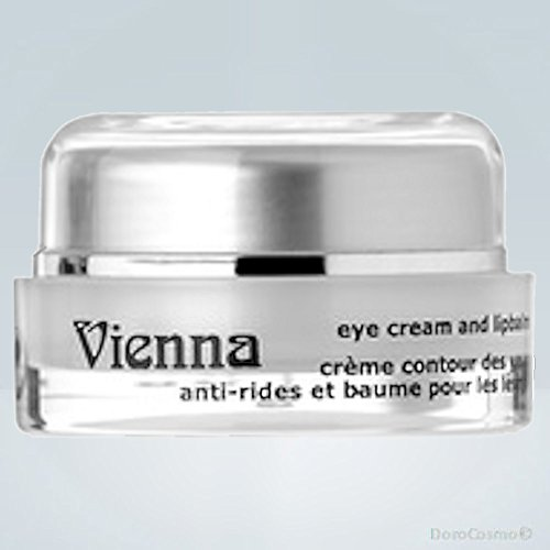 Dr.Temt Vienna Eye and Lip Balm 0.5 Fl.Oz