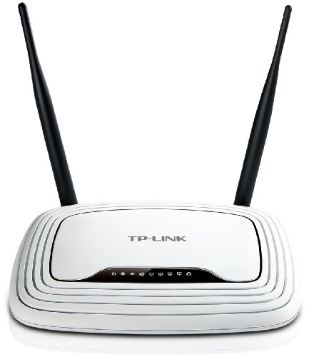 TP-LINK TL-WR841N Wireless N300 Home Router 300Mpbs IP QoS WPS Button