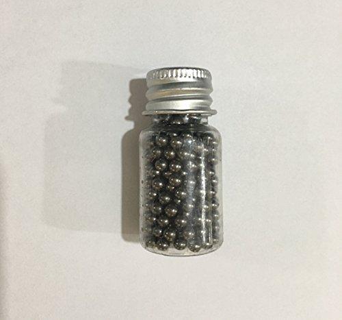 Woobud Pocket Artillery Mini Cannon Accessories Small ball 4 bottles Diameter 3.5mm