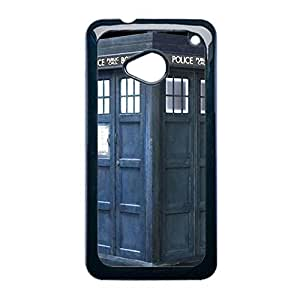 Generic Protective Phone Cases For Kid Design With Tardis For Htc One M7 Choose Design 11