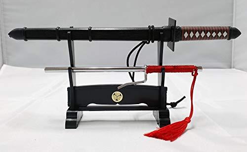 - Samurai Ninja Japanese Mini Sword Katana Knife Letter Opener Made in Japan #1750