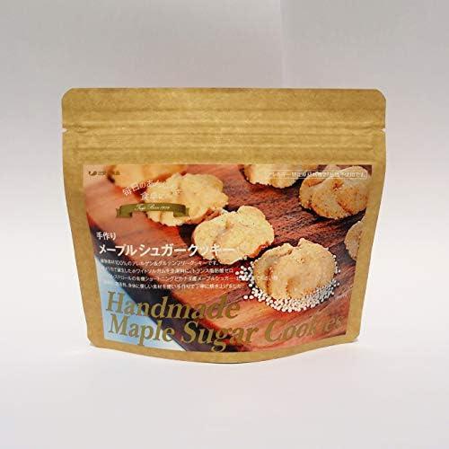 メイプルシュガークッキー