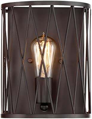 Designers Fountain 91101-VB Arris Wall Sconce