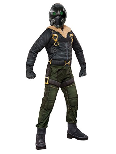 Rubie's Costume Spider-Man Homecoming Child's Deluxe Vulture Costume, Large, Multicolor (Bad Guy Costume)