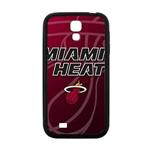 chen-shop design Miami Heat NBA Fahionable And Popular High Quality Back Case Cover For Samsung Galaxy S4 high XXXX