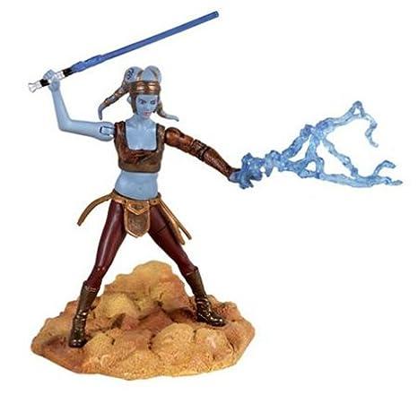 Hasbro 84928 Star Wars Aayla Secura Jedi Knight Figure
