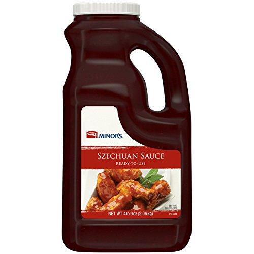 Minor's Sauce, Szechwan, 73 oz (Fry Szechuan Sauce Stir)