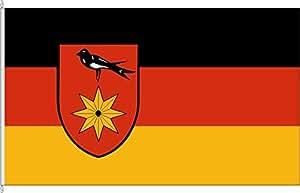 Bandera Bandera schwalen Montaña–60x 90cm