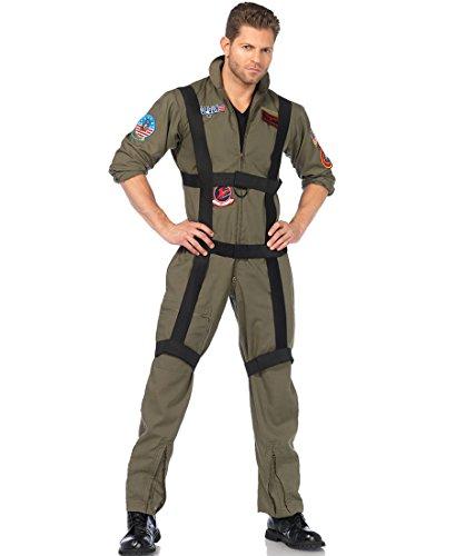 Top Gun Paratrooper Adult Mens Costumes (Top Gun Paratrooper Adult Costume - Small/Medium)