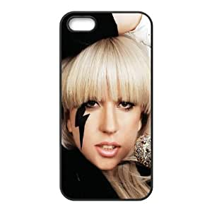 Lady Gaga iPhone 4 4s Cell Phone Case Black E0590576