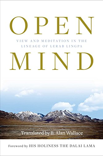- Open Mind: View and Meditation in the Lineage of Lerab Lingpa