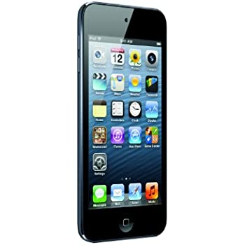 Apple iPod Touch 32GB (5th Generation) - Black (Certified Refurbished)