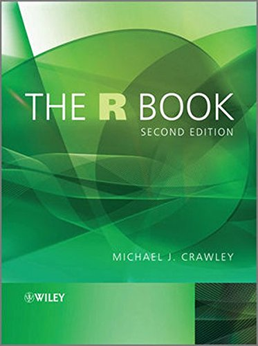 The R Book ISBN-13 9780470973929