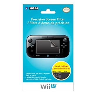 Wii U Precision Screen Filter (B009NRO1J2) | Amazon price tracker / tracking, Amazon price history charts, Amazon price watches, Amazon price drop alerts