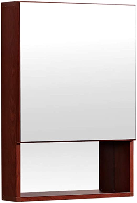 Armarios con espejo Mueble de baño Espejo Caja Espejo de Aluminio ...