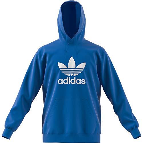 Capuche shirt Bluebird Sport Hoody Trefoil De Homme Adidas Sweat dt7965 À xp0wxz