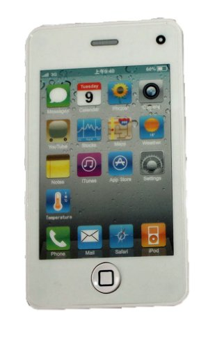 - Creative Motion 13363-5 iPhone Fan, White