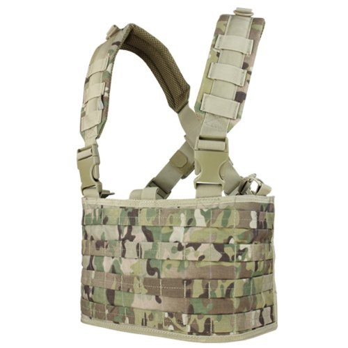 Condor Ops Chest Rig - Multicam (Condor Modular Chest Rig compare prices)