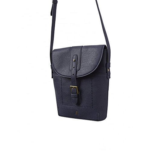 Womens Joules French Bag Navy Cross Tourer Bright Blue Body vdqwAfd
