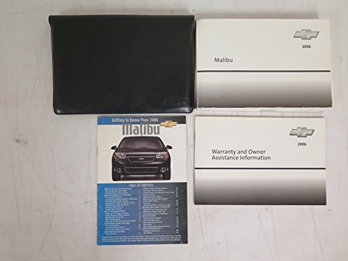 2006 Chevrolet Malibu Owner's Manual