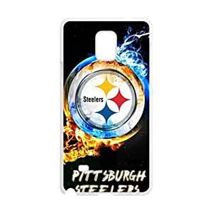 WULIU NFL Pittsburgh Steelers Cell Phone Case for Samsung Galaxy Note4