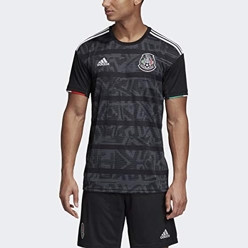 adidas Men's Soccer Mexico Home Jersey