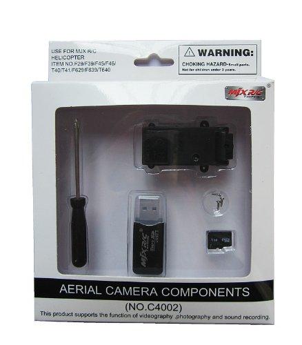 MJX F645 F45 C4002 Aerial Camera by - Rc Camera