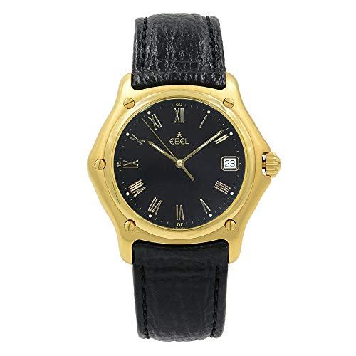 1911 Ladies Wrist Watch - Ebel 1911 Quartz Male Watch 8187916 (Certified Pre-Owned)