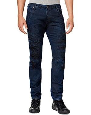 G-Star Men's Slim-Fit Arc 3D Wash Jeans