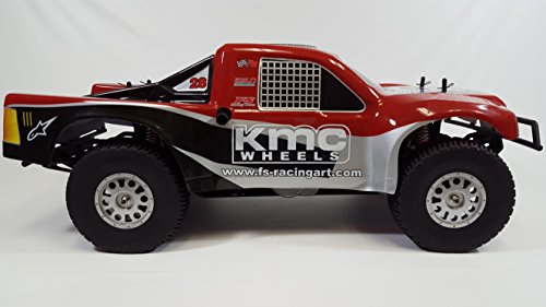 IMEX/FS Racing 2.4GHz 1/5th Scale 30cc 4WD RTR Short Course Truck (SCT)