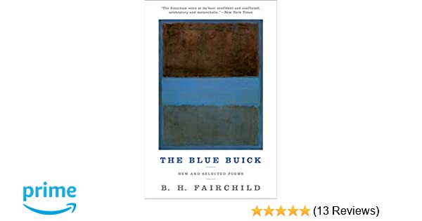 The Blue Buick: New and Selected Poems