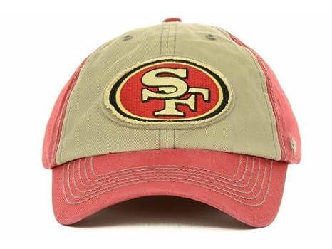 47 San Francisco 49ers - Gorra de fútbol Americano para Hombre ...